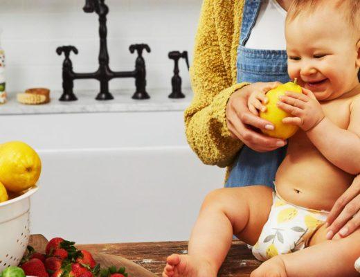 alimentazione del bambino